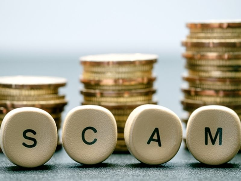 Financial Scams in India
